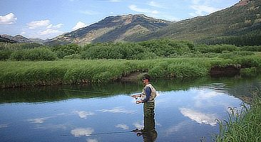 Fly Fishing in the Absaroka-Beartooth Wilderness
